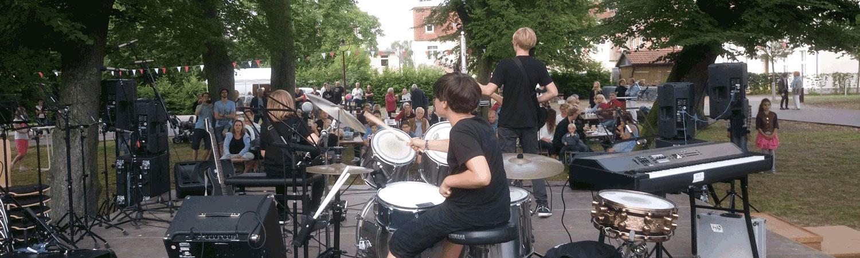 Musikschul-Hoffest